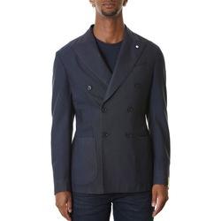 Abbigliamento Uomo Giacche da completo L.b.m. 1911 05822 2874 - 2 Blu Blu