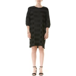 Abbigliamento Donna Abiti corti Manila Grace A490PU MD500-NERO Nero