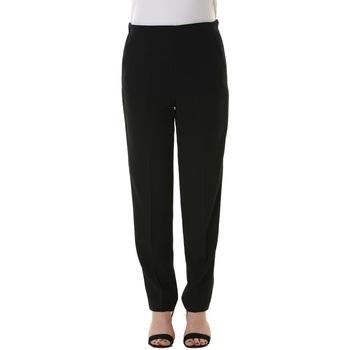 Abbigliamento Donna Pantaloni morbidi / Pantaloni alla zuava Emme Marella 51312105000 005-NERO Nero