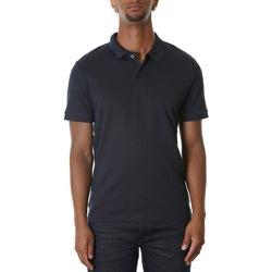 Abbigliamento Uomo T-shirt & Polo Selected 16072841-Dark Sapphire Blu
