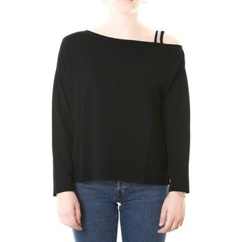 Abbigliamento Donna T-shirts a maniche lunghe Emme Marella 53611305000 010-NERO Nero