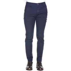 Abbigliamento Uomo Pantaloni Heaven Two HE1614-TH511-BERT - 100 Blu