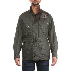 Abbigliamento Uomo Trench Barbour BACPS1874-OL51 Olive Verde