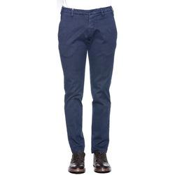 Abbigliamento Uomo Pantaloni Michael Coal MC102 BRAD 2328 - 02 Navy Blu