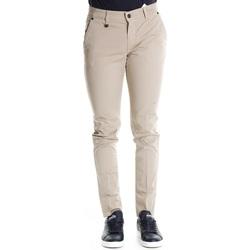 Abbigliamento Uomo Pantaloni Heaven Two HE1723 TH601 - 079 Polvere Bianco