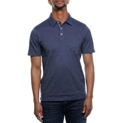 Abbigliamento Uomo T-shirt & Polo Premium 12153492 - Vintage Indigo Blu