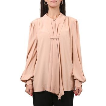 Abbigliamento Donna Top / Blusa Manila Grace C627XU-MD768 Nude Rosa