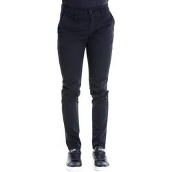 Abbigliamento Uomo Pantaloni Heaven Two HE1723 TH601 - 080 Blu Blu