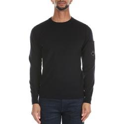 Abbigliamento Uomo Maglioni Cp Company 07CMKN058A005528A-888 TOTAL ECLIPSE Blu