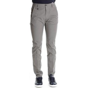 Abbigliamento Uomo Pantaloni Heaven Two HE1714 TH612 - 079 Polvere Bianco