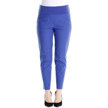 Abbigliamento Donna Chino Manila Grace P762CU - MD660 Bluette Blu