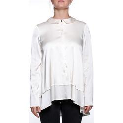 Abbigliamento Donna Top / Blusa Manila Grace C509VU - MD593 Bianco