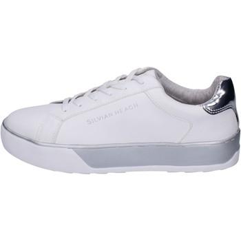 Scarpe Bambina Sneakers Silvian Heach BK491 Bianco