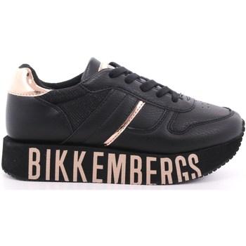 Scarpe Unisex bambino Sneakers basse Bikkembergs 9 - 20612 Nero