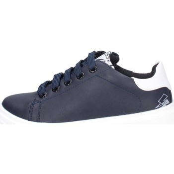 Scarpe Bambino Sneakers basse Asso AG-8407 BLU