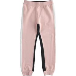 Abbigliamento Bambina Pantaloni da tuta Ido 41377 Rosa