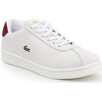 Scarpe Uomo Sneakers basse Lacoste Masters Bianco
