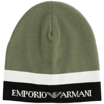 Accessori Cappelli Emporio Armani CAPPELLO BIANCO NERO 404601-9A454 Verde
