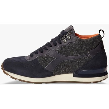 Scarpe Bambina Sneakers Diadora SCARPA HERITAGE UNISEX Blu
