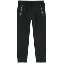 Abbigliamento Bambino Pantaloni da tuta Dsquared PANT. FELPA DQ02E2-D00GS Nero