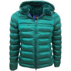 Abbigliamento Bambina Piumini Invicta GIUBBINO TIFFANY Verde