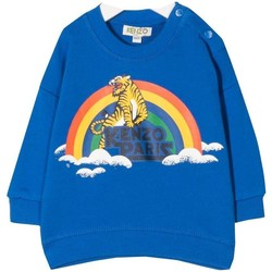 Abbigliamento Bambino Felpe Kenzo FELPA Blu