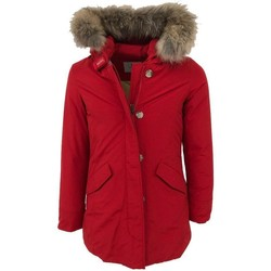Abbigliamento Bambina Parka Woolrich GIUBBOTTO Rosso