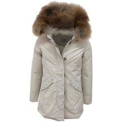 Abbigliamento Bambina Piumini Woolrich GIUBBOTTO Bianco