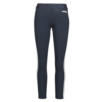 Abbigliamento Donna Leggings adidas Originals W E 3S TIGHT Encleg / Bianco