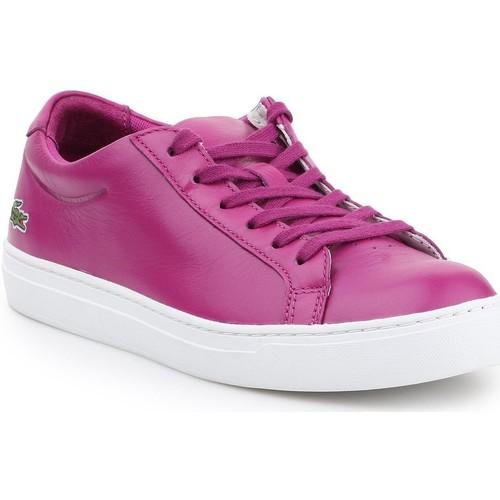 Scarpe Donna Sneakers basse Lacoste L.12.12 117 7-33CAW1000R56 purple