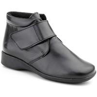 Scarpe Donna Stivaletti Morxiva Shoes  Noir