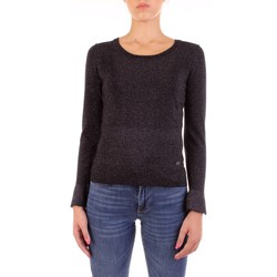 Abbigliamento Donna Maglioni Yes Zee M028-IG00 Nero