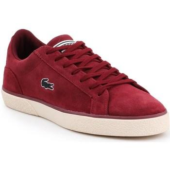 Scarpe Uomo Sneakers basse Lacoste Lerond Bordeaux