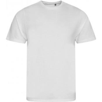 Abbigliamento Uomo T-shirt maniche corte Ecologie EA001 Bianco artico