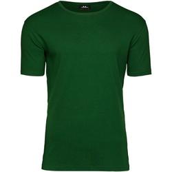 Abbigliamento Uomo T-shirt maniche corte Tee Jays T520 Verde foresta