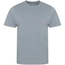 Abbigliamento Uomo T-shirt maniche corte Ecologie EA001 Grigio