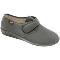 Scarpe Pantofole Gaviga pantofola strappo  cotone elasticizzato verde safari fisioterapi verde
