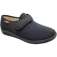Scarpe Pantofole Gaviga pantofola strappo cotone elasticizzato nero fisioterapia extra l nero