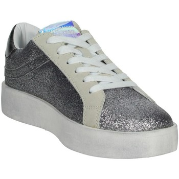 Scarpe Donna Sneakers basse Shop Art SA0300 ARGENTO