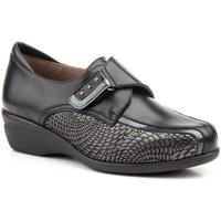 Scarpe Donna Mocassini Gavi's Shoes Para Ella  Noir
