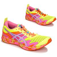 Scarpe Donna Running / Trail Asics NOOSA TRI 12 Giallo / Multicolore
