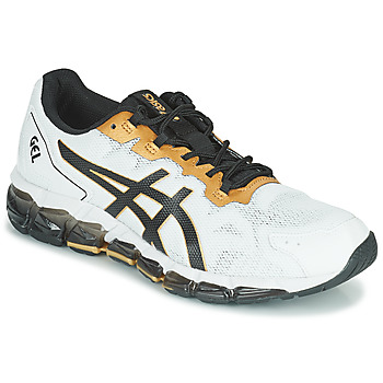 Scarpe Uomo Sneakers basse Asics QUANTUM 360 6 Bianco / Nero / Oro