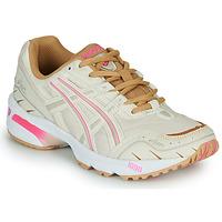 Scarpe Donna Sneakers basse Asics 1090 Bianco / Rosa / Oro