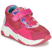 Scarpe Bambina Sneakers alte Agatha Ruiz de la Prada BRAZIL Rosa