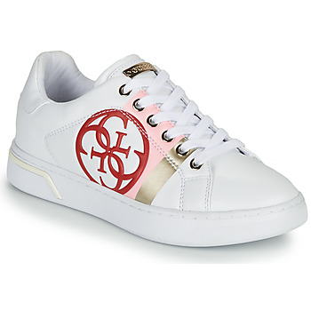 Scarpe Donna Sneakers basse Guess REATA Bianco