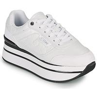 Scarpe Donna Sneakers basse Guess HANSIN Bianco