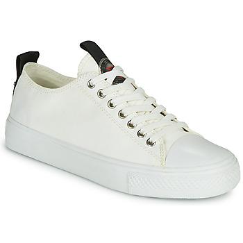 Scarpe Donna Sneakers basse Guess EDERLA Bianco