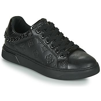 Scarpe Donna Sneakers basse Guess RIYAN Nero