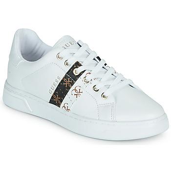 Scarpe Donna Sneakers basse Guess REEL Bianco