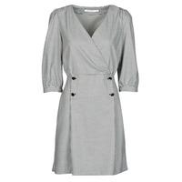 Abbigliamento Donna Abiti corti Naf Naf  Nero / Bianco
